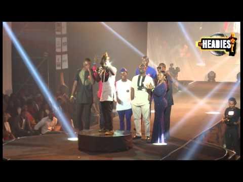GLITZ & GLORY AT THE HEADIES 2013 AWARDS (Nigerian Entertainment News)
