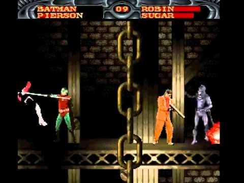 batman forever super nintendo soluce
