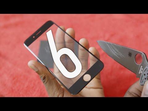 Ecranul folosit de iPhone 6 este aprope indestructibil - noi teste de rezistenta [VIDEO]