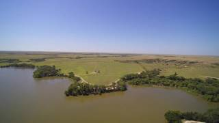 Perryton (TX) United States  City pictures : 4K Drone flyover of Lake Fryer in Perryton Texas