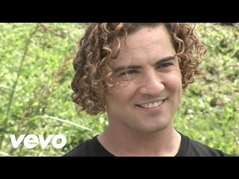 David Bisbal - Hasta El Final (Behind the Scenes)