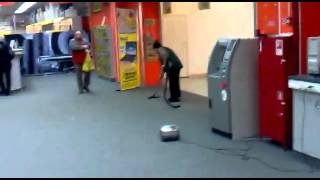 Vacuum Cleaner FAIL