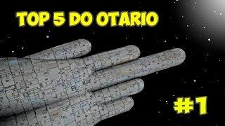 """Estreia do Top5 do CanalDoOtario, com os melhores comentários da semana ;-)SE INSCREVE AÍ NESSA BAGAÇA http://bit.ly/2dlmOXnTORNE-SE MEU PATRÃO ;-) http://www.patreon.com/CanalDoOtarioDOAÇÕES http://www.canaldootario.com.br/doacoes/Acesse o site http://CanalDoOtario.com.brLojinha do Canal do Otário http://canaldootario.com.br/store_Utilize o código: CANALDOOTARIO na primeira corrida do UBEREste código oferece uma viagem com desconto de até R$20 para novos usuários. O código é válido até 31/12/17 e é exclusivo para novos usuários.Abaixo segue um passo a passo para o uso do código.1º Baixar o Uber e/ou abrir o aplicativo http://ubr.to/2cxGDbL 2º Clicar no menu superior esquerdo (três traços do canto superior esquerdo).3º Clicar em promoções.4º Clicar em """"Adicione um código promocional"""".5º Escrever CANALDOOTARIO e clicar em aplicar.Agradecimentos Especiais aos Patrões:Bruno BezerraDelcio JuniorAlbany PinhoRafael CostaMarcelo FerreiraAndré CastroPlínio DutraEdu CruzDaniel LacerdaFlávio AbraãoR SouzaObrigado, Patrões! O apoio financeiro ao Canal através do Patreon, está sendo fundamental para manter o Canal vivo e fazer vídeos como este!___Música e efeitos sonoros:Diego Vilas Boas"""