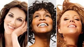 Video Best Of Mariah Carey, Celine Dion, Whitney Houston Greatest Hits playlist (Full Album) MP3, 3GP, MP4, WEBM, AVI, FLV Agustus 2019