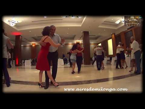 Tango, milongueando suave y pasionalmente  Patricia Raad y Carlos Neuman