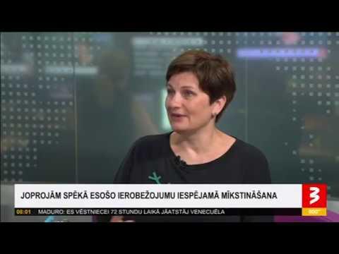 """TV3 """"900 sekundes"""" saruna ar veselības ministri Ilzi Viņķeli par Covid-19 ierobežošanas rezultāta vērtējumu"""