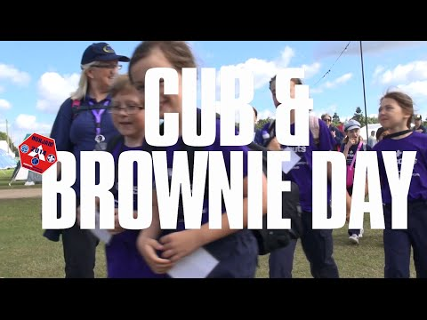 Cub and Brownie Day