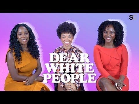 "The Cast of ""Dear White People"" talks about Season 3, Meryl Streep and ""The Handmaid's Tale"" parody"