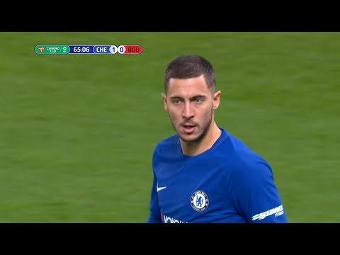 Eden Hazard vs Bournemouth (Home) 20/12/2017 HD 1080i