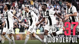 Video The #W8NDERFUL moment Juventus lifted the Scudetto! MP3, 3GP, MP4, WEBM, AVI, FLV Mei 2019