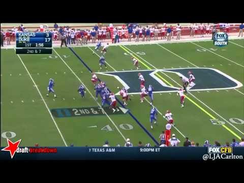 JaCorey Shepherd vs Duke 2014 video.