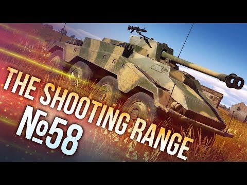 War Thunder: The Shooting Range | Episode 58