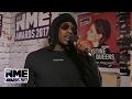 Skepta on festival season, Stormzy and Sadiq Khan at the VO5 NME Awards 2017