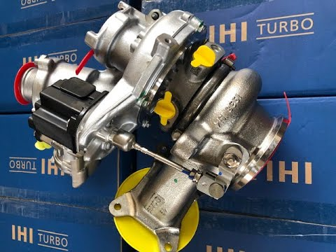 IHI IS38 turbocharger facts
