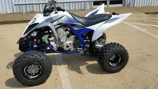 8. 2019 Yamaha Raptor 700R SE