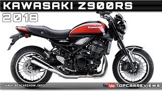 7. 2018 KAWASAKI Z900RS Review Rendered Price Specs Release Date