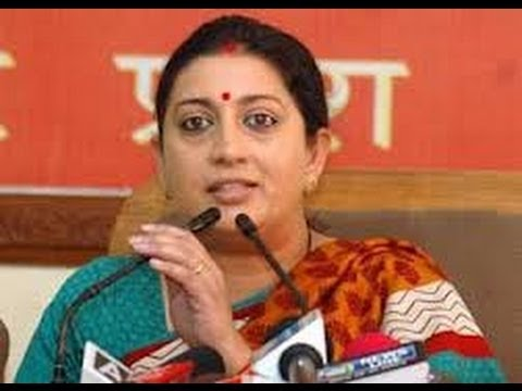 Uma Bharti, Smriti Irani made the V-P of BJP Parliamentary Board