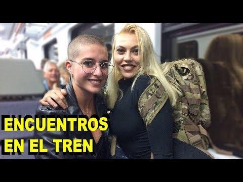 Conocí a una chica en el tren y su historia me marcó❤️ - Daniela Blume (видео)