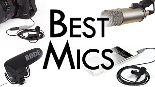 Video Best Microphones for Video ($0-$500) MP3, 3GP, MP4, WEBM, AVI, FLV Oktober 2018