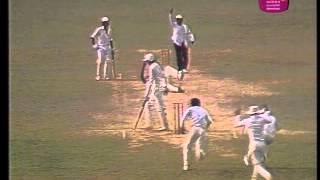 Sri Lanka's First Test Cricket Victory - SL won by 149 runs v India
