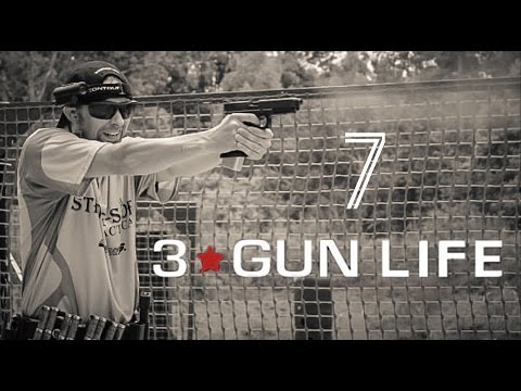 3-GUN LIFE: THE 3-GUN SHOTGUN [EPISODE 7]
