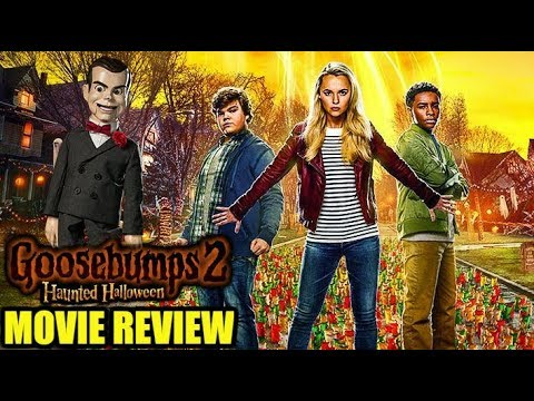 GOOSEBUMPS 2: Haunted Halloween - movie review