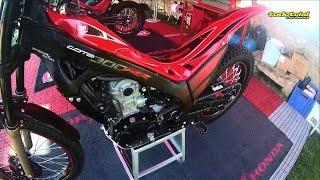 8. Montesa Cota 4RT 300RR test