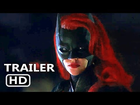 Official Trailer BATWOMAN 2019 Superhero TV Series