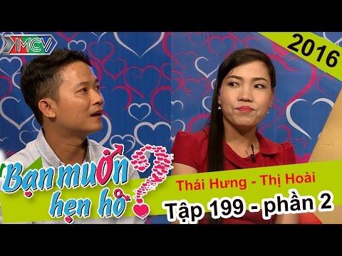 Bạn muốn hẹn hò Tập 199 - Cô gái khoe giọng hò ngọt lịm đối đáp lời hát của chàng trai