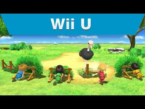 wii party u used