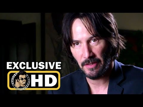 Exclusive: JOHN WICK 2 Blu-Ray Clip - Stunts (2017) Keanu Reeves Action Movie HD