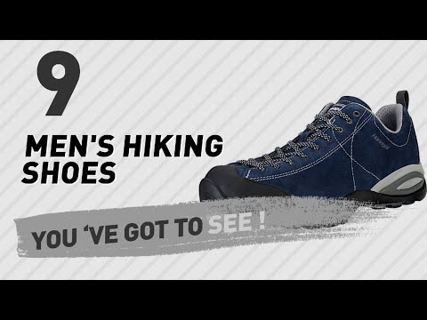 Hanagal Hiking Shoes For Men Collection // New & Popular 2017