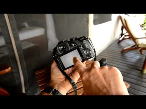 Nikon Shooter Tests the Panasonic Lumix GH3