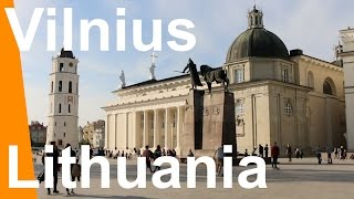 Vilnius Lithuania  city photos : Vilnius Lithuania Travel Vlog Dutchified