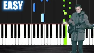 twenty one pilots: Ride - EASY Piano Tutorial by PlutaX Video