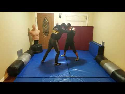 Two Brothers Non-stop 25 Min Wrestle At Home Gym ( Ryan & Julian )2019