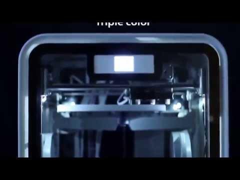 , title : 'CubePro 3D Printer'