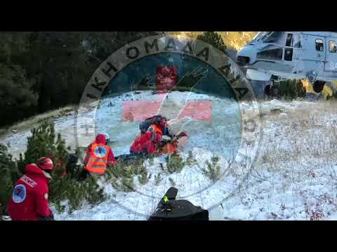 Βίντεο από την χθεσινή επιχείρηση στον Όλυμπο