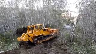 Video Bulldozer making logging roads MP3, 3GP, MP4, WEBM, AVI, FLV Desember 2018