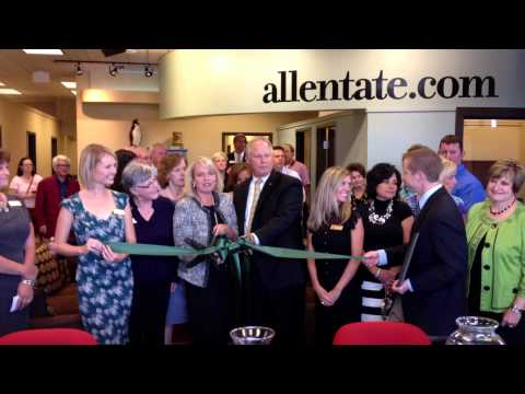 Allen Tate Ribbon Cutting