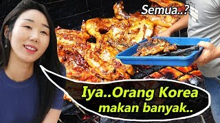 Video 8 porsi Ayam bakar + Mie ayam =Sarapan aja.. MP3, 3GP, MP4, WEBM, AVI, FLV April 2019