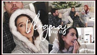 CHRISTMAS TREEHOUSE GETAWAY | VLOGMAS