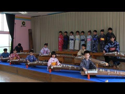 ひなぎく幼稚園 七夕発表会