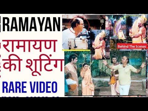 Behind The Scene of Ramanand Sagar Ramayan | Making of Ramayan रामायण की शूटिंग | rare and unseen |
