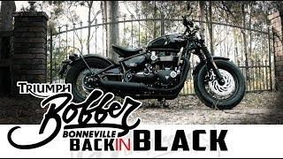 7. Triumph Bobber Black Test Ride Review