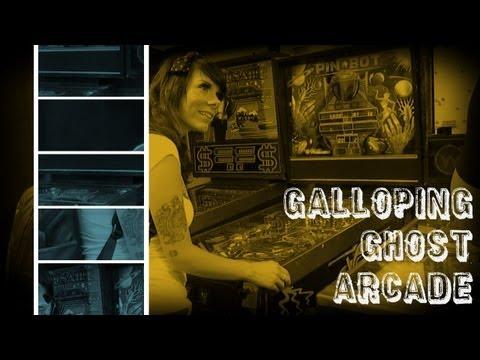 Galloping Ghost Arcade Walkthrough