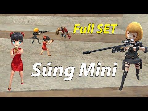 Full SET Súng Mini ( Búp Bê ): Anh Đã Già Xạo Chó - Thời lượng: 10 phút.