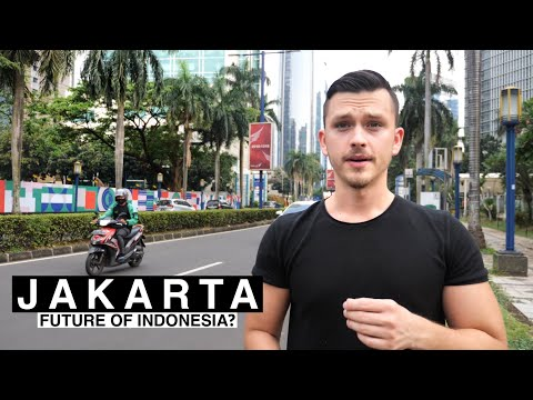Is this Really Indonesia? Didn't expect this in Jakarta (Best Area?)