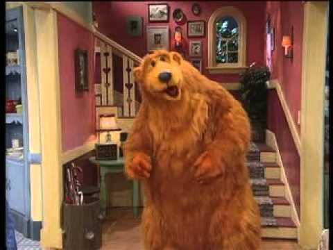 Bear in the Big Blue house is a straight up G