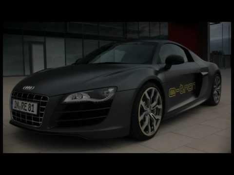 Audi R8 E Tron | Video